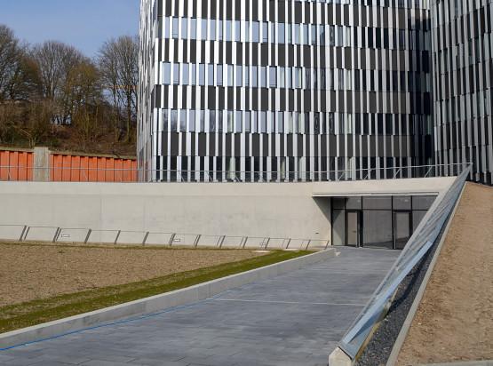 RWTH Aachen Neubau ICT
