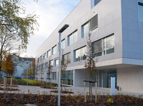 Uni Hannover Neubau BMWZ